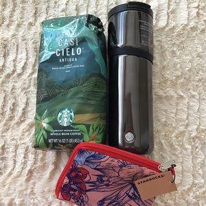 Starbucks Gift Pack Bundle, NWT